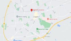 Slagelse erhvervscenter på google maps