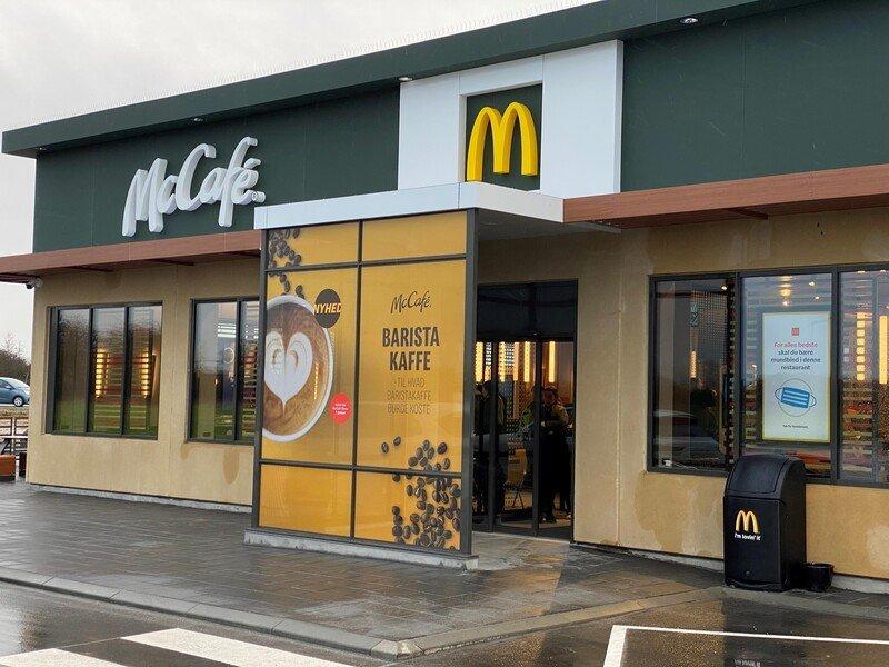 McDonald's Korsoer